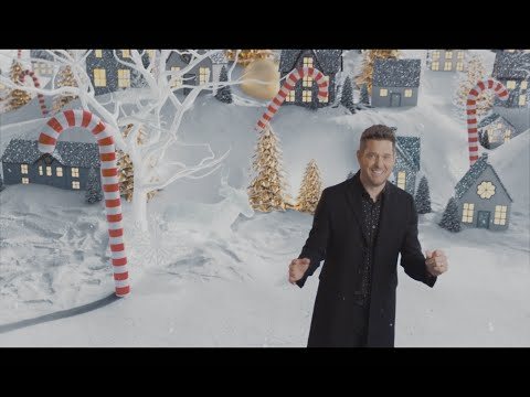 Michael Bublé - Let It Snow! [10th Anniversary] (Official Music Video)