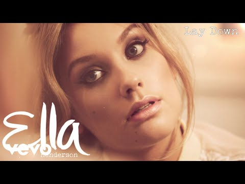 Ella Henderson - Lay Down (Official Audio)