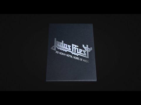Judas Priest 🔥50 Heavy Metal Years Of Music🔥 Unboxing Video
