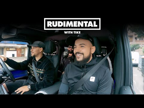 Rudimental with... TIKE | Ground Control