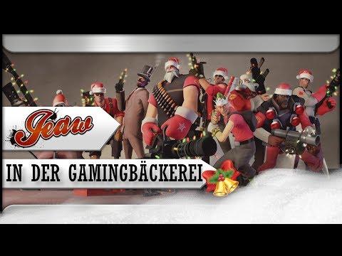 Gamer Weihnachtssong - In der Gamingbäckerei by J.E.A.W.