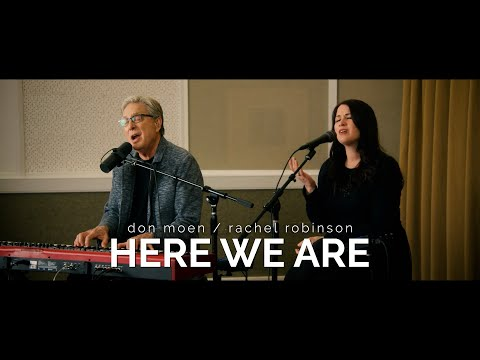 Here We Are - Don Moen   An Evening of Hope Concert