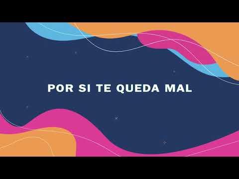 Nicole Padilla - Por Si Te Queda Mal (Lyric Video)