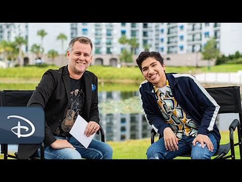 Anthony Gonzalez: Siempre Familia | Disney Files On Demand