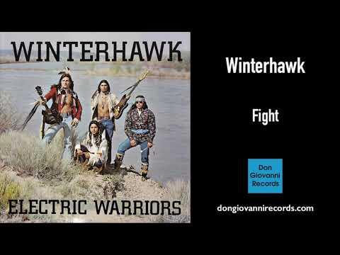Winterhawk - Fight (Official Audio)