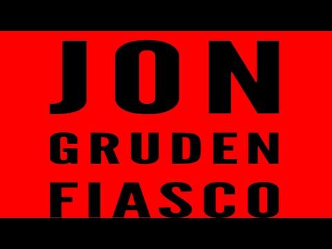 "In the Booth With Canton Jones & Messenja ""Jon Gruden Fiasco"" pt1"