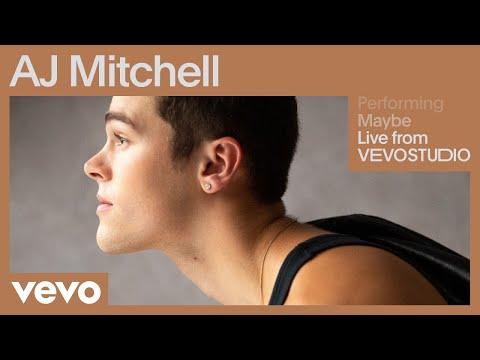 AJ Mitchell - Maybe (Live Performance) | Vevo