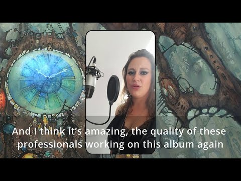 Irene Jansen sings on the new Star One album!