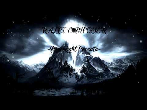 Instrumental Misterious Rock Ballad -Moonlight Peccata-