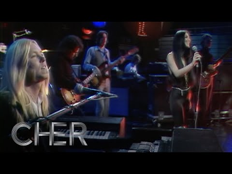 Cher & Gregg Allman - Love Me (Old Grey Whistle Test, Nov 15, 1977)