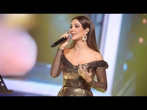 Nancy Ajram - Baddi hada hebbou (Performance) نانسي عجرم - بدي حدا حبو - حفلة تونس