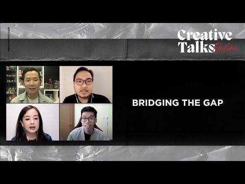 Bridging The Gap – JPCC Creative Talks