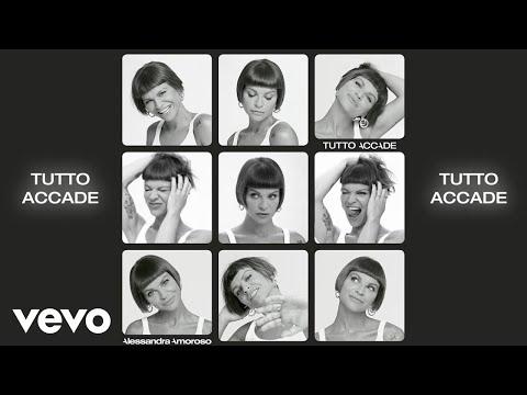 Alessandra Amoroso - Tutto Accade (Visual Lyrics video)