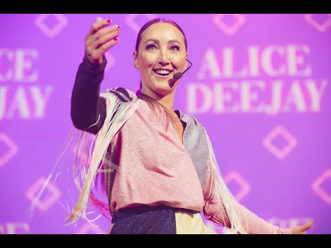 Alice Deejay - I Love The 90's - Belgium. Back after 20 years!