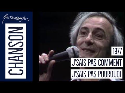 Yvon Deschamps | J'sais pas comment j'sais pas pourquoi | 1977