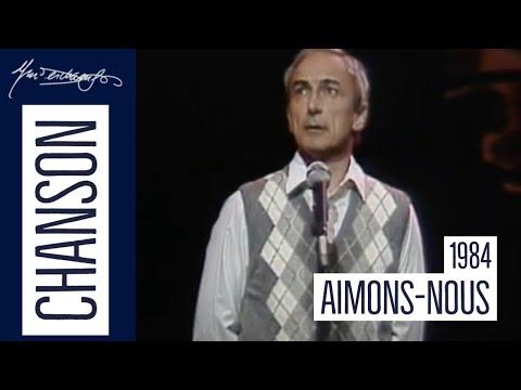 Yvon Deschamps l Aimons-nous l Chanson   1984