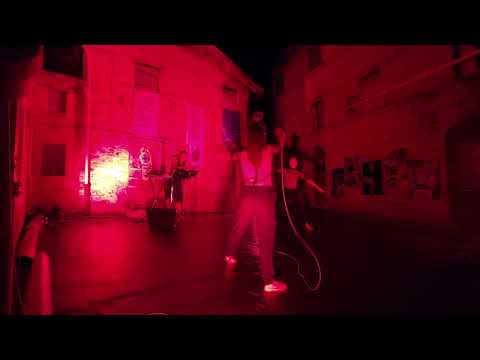 """Probabilmente allegria"" - performance // Serena Abrami, Elisa Balugani, Dafne Ciccola"