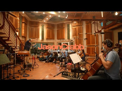 Jason Crabb - Being Home for Christmas (Official Lyric Video)