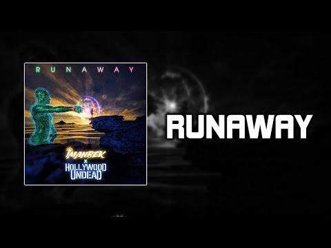 Hollywood Undead x Imanbek - Runaway [Lyrics Video]