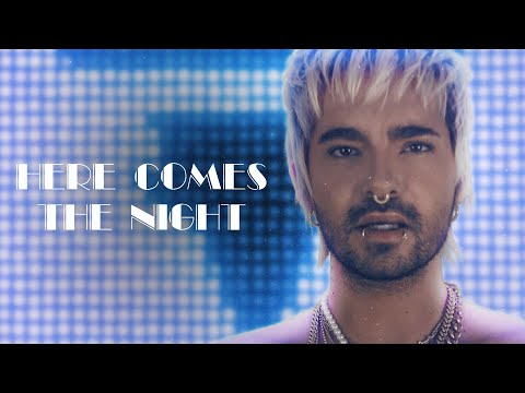 Tokio Hotel - HERE COMES THE NIGHT (Official Lyric Video)