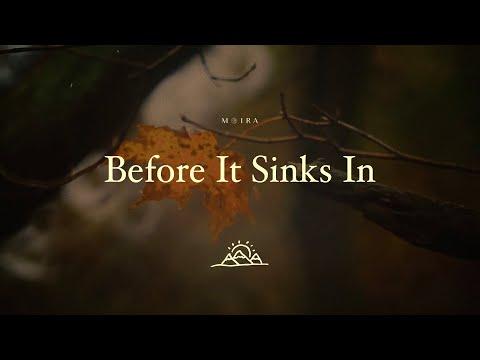 BEFORE IT SINKS IN - Moira Dela Torre (Halfway Point)   Lyric Video