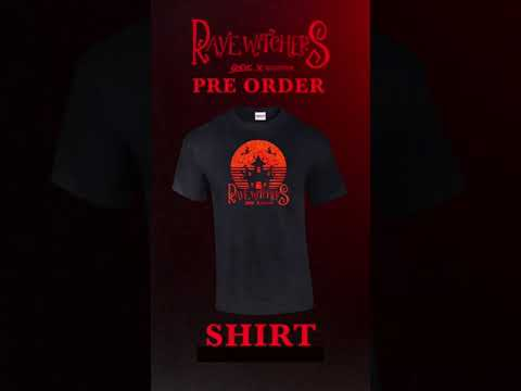 Pre-Order the single bundle RAVE WITCHERS now and enjoy on Halloween! 🎃👻