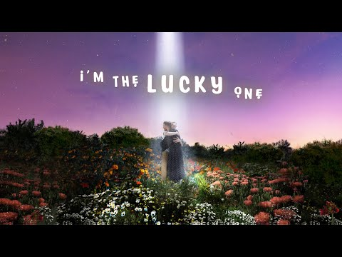 HONNE - I'M THE LUCKY ONE (Official Lyric Video)