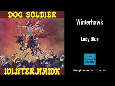 Winterhawk - Lady Blue (Official Audio)