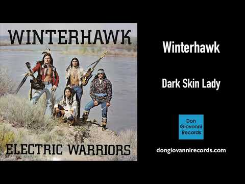Winterhawk - Dark Skin Lady (Official Audio)