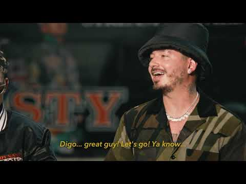 Conversation about the culture, music and the Dynasty of Reggaeton - Tainy, Yandel, J Balvin