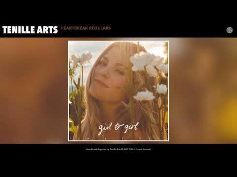 Tenille Arts - Heartbreak Regulars (Official Audio)