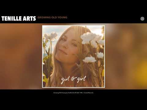 Tenille Arts - Growing Old Young (Official Audio)