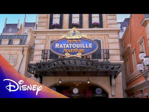 Remy's Ratatouille Adventure: Rat's Eye View | Disney