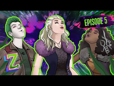 Spooky Stones 🔮   Episode 5   ZOMBIES: Addison's Moonstone Monster Mystery   Disney Channel