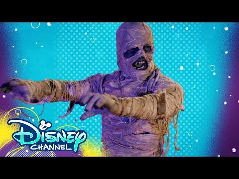 Tonight All The Mummies Gonna Dance! | Under Wraps | Disney Channel Original Movie | Disney Channel