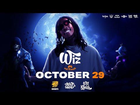Wiz and Friends | Halloween Livestream