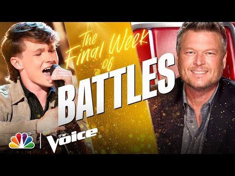 The Best Performances from the Second Week of Battles | The Voice 2021