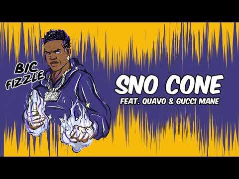 BiC Fizzle - Sno Cone (feat. Quavo & Gucci Mane) [Official Audio]
