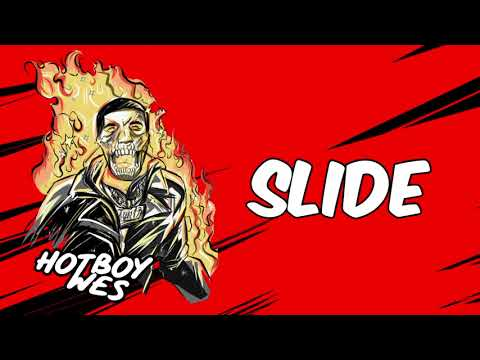 Hotboy Wes - Slide [Official Audio]