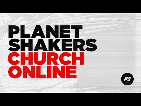 Planetshakers Online Church 9:30am AEDT | 24-Oct-2021