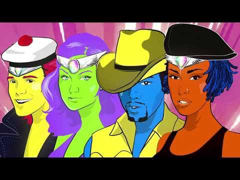 Vengaboys - We like to Party! (The Vengabus) - Lyric video